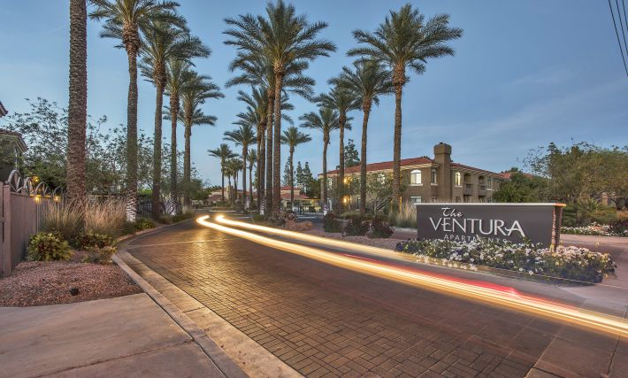 $47,600,000 Acquisition of The Ventura Apartments.